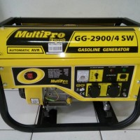 GENSET MULTIPRO GG-2900/4 SW