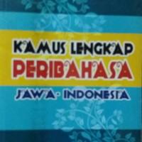 Kamus Lengkap Peribahasa Jawa Indonesia EKONISIA