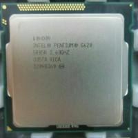 processor dual core g620 tray+fan ori 1155
