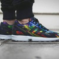 Sepatu Adidas ZX Flux Multicolor Original