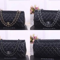 Tas# Chanel Maxi Double Flap 1113