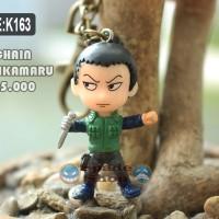 harga Gantungan Kunci Nara Shikamaru Action Figure Lucu Anime Naruto Tokopedia.com