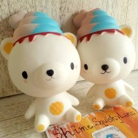 Jual Squishy Replika Yumii bear Murah