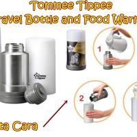 Tommee Tippee Travel Bottle and Food Warmer PEMANAS SUSU