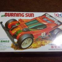 Tamiya Rare Item Dash 02 Neo Burning Sun Merk DD