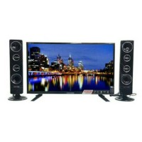 TV LED POLYTRON 24 INCH 24T810 CINEMAX HDMI HD READY USB
