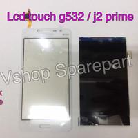 Lcd Touchscreen Samsung G532 J2 Prime Black White Gold Rose Gold Grey
