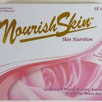 NOURISH SKIN 15 TAB ( Suplement Vitamin Kulit )