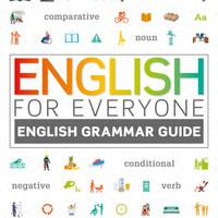 Ebook TOEFL Panduan Belajar Grammar Bahasa Inggris | English Grammar