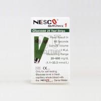 Jual Strip Glucose / Gula Darah Nesco Murah