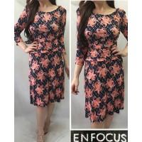 BZF - enfocus full batik dress original branded highquality 9954