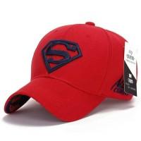 Jual Topi Baseball lambang Supermen Murah