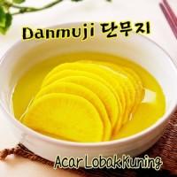Yellow Pickle Radish (DANMUNJI)