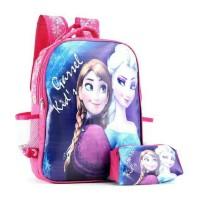 Jual Tas Punggung/Ransel/Backpack Sekolah Anak Frozen 5663 Murah