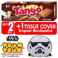 harga Tango Wafer Coklat 176 Gr [2 Pcs] + Star Wars Tsum Tsum Stormtrooper Tokopedia.com