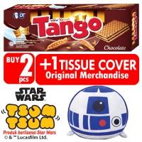harga Tango Wafer Coklat 176 Gr [2 Pcs] + Star Wars Tsum Tsum R2-d2 Tokopedia.com