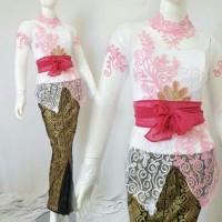 Kebaya Bali Casual Modern Cocok Untuk Acara Wisuda/Pesta