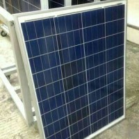 Solar Panel / Solar Cell / Panel Surya Sseries 80wp Poly
