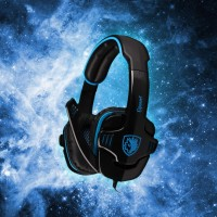 Sades Stereo Gaming Headset SA-708 G-Power