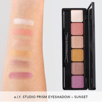 ELF Prism Eyeshadow Palette in Sunset