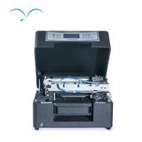 DTG Printer A4 T-shirt Flatbed Printer 2017 Bentuk Baru