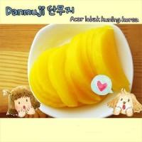 Yellow Pickle Radish (DANMUJI) 500g