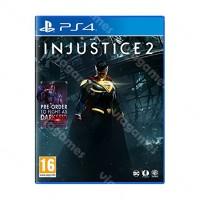Jual PS4 Injustice 2 Included Darkseid - Reg 3   Murah