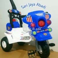 SEPEDA POLICE - SEPEDA GOWES - SEPEDA DORONG - SHP TOYS