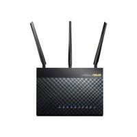 harga Asus Rt-ac68u Dual-band Gigabit Router Wireless-ac 1900 Mbps Tokopedia.com