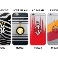 Jual CUSTOM CASE JUVENTUS INTER MILAN AC MILAN AS ROMA IH 2021 - 2024 Murah