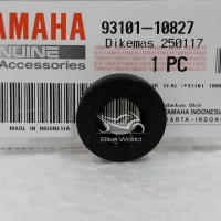 Seal Pompa Oli RX King 93101-10827 Yamaha Genuine Parts & Accessories