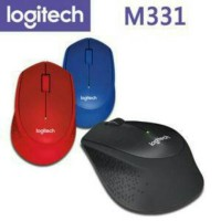 LOGITECH WIRELESS MOUSE M331 SILENT / MOUSE WIRELESS M 331 SILENT