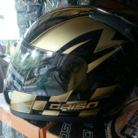Helm Daiso Full Face Model Baru