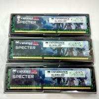 Memory PC Venom RX DDR3 4GB Pc1333 Hayabusa