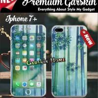 Premium Garskin iphone 7 plus / 7+ custom & macam tipe hp lainnya