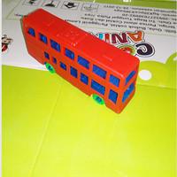 mainan anak mobilan bus mini tingkat