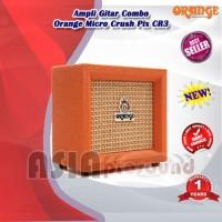 Ampli Gitar Combo Orange Micro Crush Pix CR3 / CR 3 / CR-3