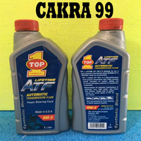 Oli Transmisi Matic ATF Oli Power Steering ATF TOP1 TOP 1 USA 1LITER