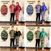 batik couple/batik sarimbit katun mix baloteli/ batik lonceng marimar