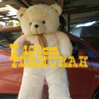 Jual Boneka Teddy Bear T100 cm Murah