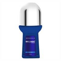 Bellagio Deodorant Roll On Ventura (Blue, 50ml)