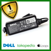 Original GRS 1TH Adaptor Charger Laptop DELL Inspiron mini 1012 1018