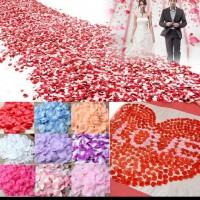 Jual Rose petals / kelopak bunga / hiasan tabur bunga Murah