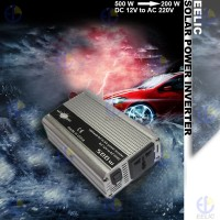 EELIC POI-500W -SOR Car Power Inverter 500 Watt Adaptor DC-AC