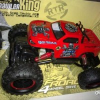RC CAR Offroad Rock Crawler King 4WD Skala 1:12
