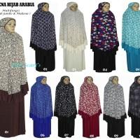 Mukena Hijab Multifungsi