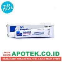 Betadine Salep / Krim 20 gr - Obat Antiseptik Luka Dan Luka Bakar