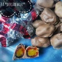 Jual kurcok / kurma coklat durian milk Murah
