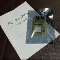 Motherboard Diagnostic Test Debug Card mini PCI PCI-E Notebook