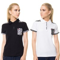 ce2e9edaa0b PROMO GEDE - Be Proud of Indonesia Poloshirt Kawung - 2 Colors